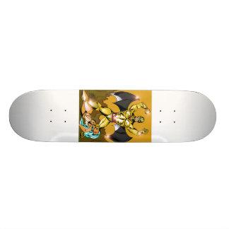 fantasy sketch skate board