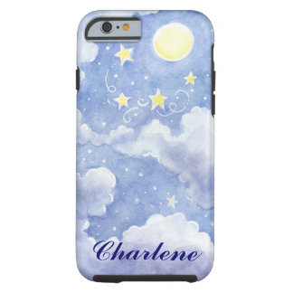Fantasy Sky iPhone 6 case - SRF