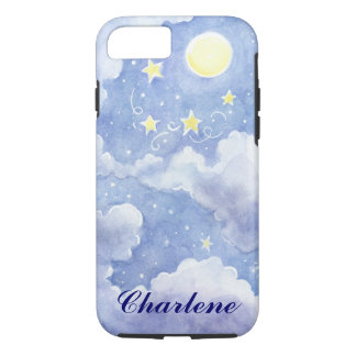 Fantasy Sky iPhone 7 case - SRF