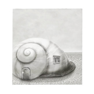 Fantasy snail 2 notepad