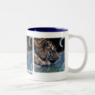 Fantasy Tiger & Moon Mug