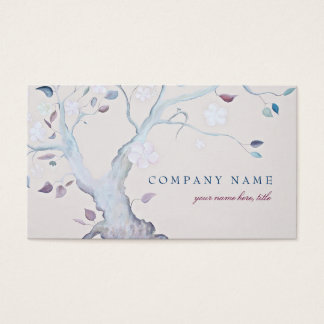 Fantasy Tree Business Card