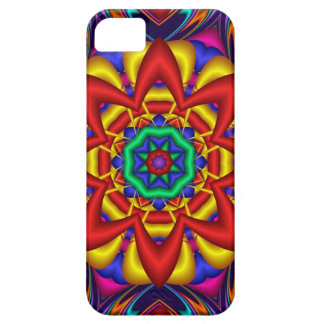 Fantasy tropical Flower Iphone 5 case