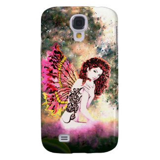 Fantasy Twilight Fairy 3g  Galaxy S4 Case