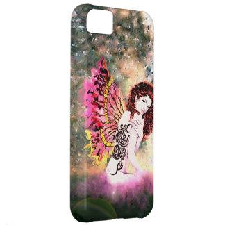 Fantasy Twilight Fairy Iphone Five Case iPhone 5C Case