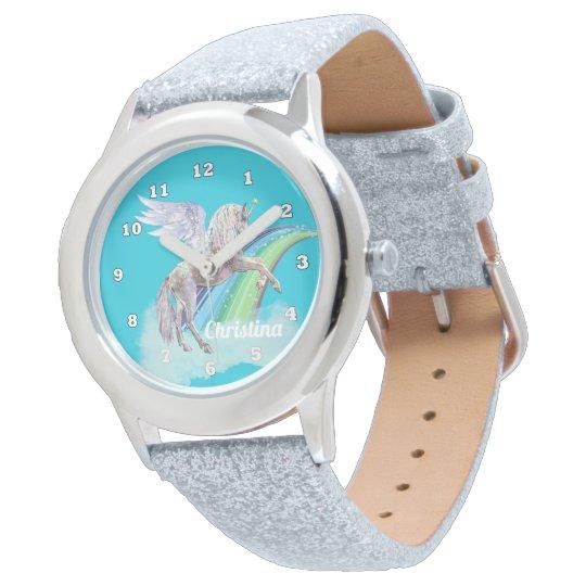 Fantasy unicorn add name girls watch