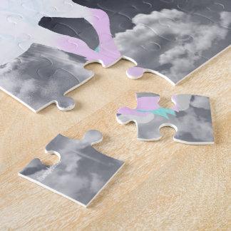 Fantasy Unicorn Angel Jigsaw Puzzle