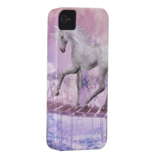 fantasy unicorn iPhone 4 Case-Mate cases