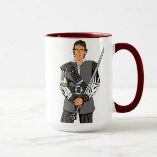 Fantasy Warrior and Warlord Mug