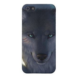 Fantasy Wolf iPhone 5/5S Case