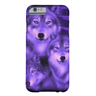 Fantasy Wolves Barely There iPhone 6 Case