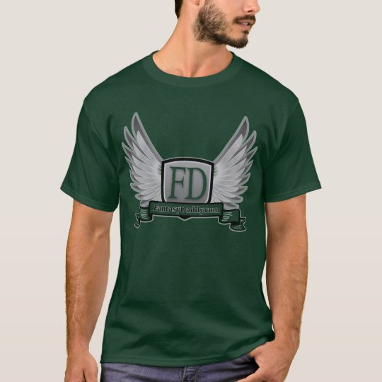 FantasyDaddy.com Basic Dark T-Shirt