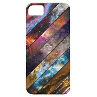 Far Away Galaxy iPhone 5 Covers