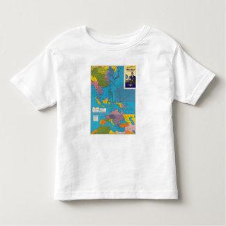 Far East, Mediterranean Area Toddler T-Shirt