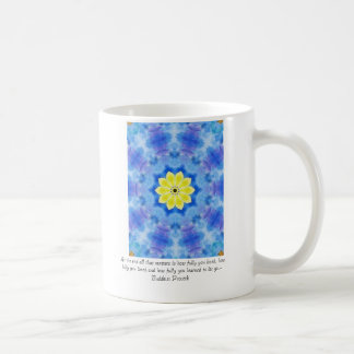 Far Eastern Inspired Tranquility Mandala Mug