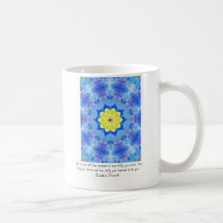 Far Eastern Inspired Tranquility Mandala Mug