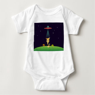 Far far away baby bodysuit