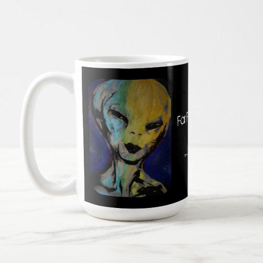 'Far From Home' Alien Mug