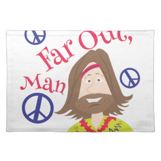 Far Out Man Placemats