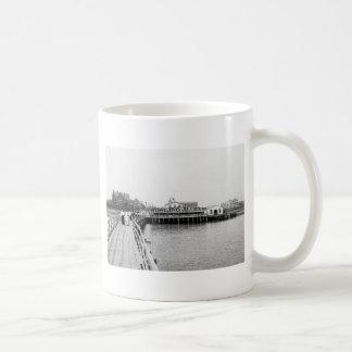 Far Rockaway From the Inlet 1904 Coffee Mug
