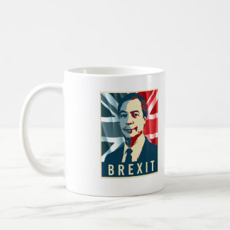 Farage Brexit Poster - -  Coffee Mug
