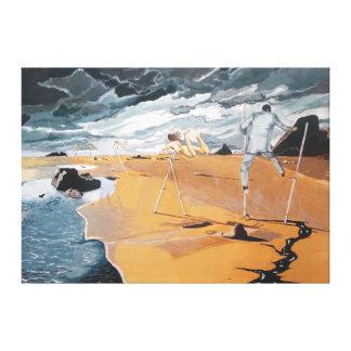 Faraway Canvas Prints