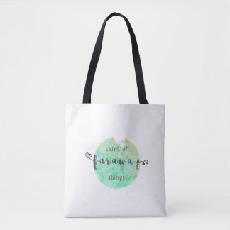 Faraway Things | Tote for Dreamers & Artists