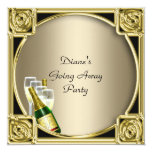Farewell Party Invitation Card Good Bye