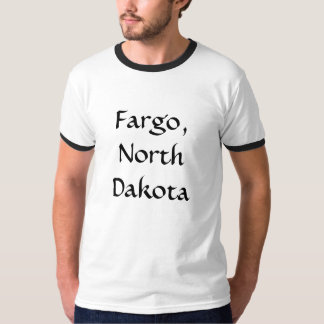 Fargo, North Dakota T-Shirt