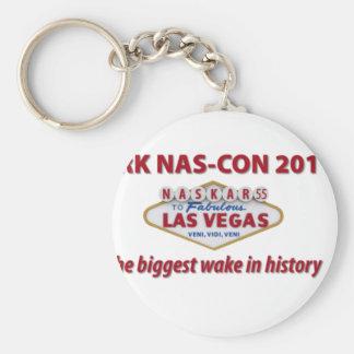 Fark Nas-Con 2011 Basic Round Button Key Ring