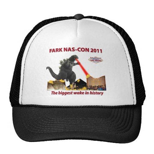 Fark Nas-Con 2011 Trucker Hat