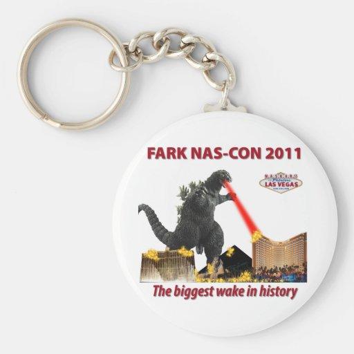 Fark Nas-Con 2011 Key Chains