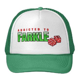 FARKLE - addicted Cap