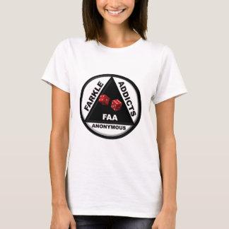 Farkle Addicts Anonymous (2010 Version) T-Shirt