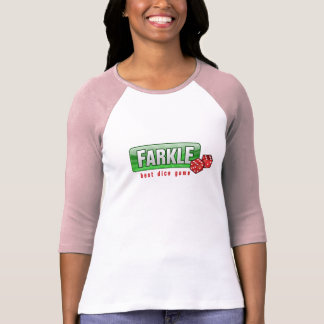 FARKLE - best dice game T-Shirt