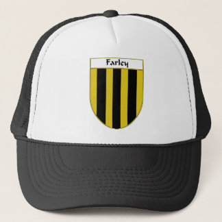 Farley Coat of Arms/Family Crest Trucker Hat