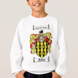 FARLEY FAMILY CREST -  FARLEY COAT OF ARMS SHIRTS
