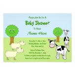 Farm Animals Baby Shower