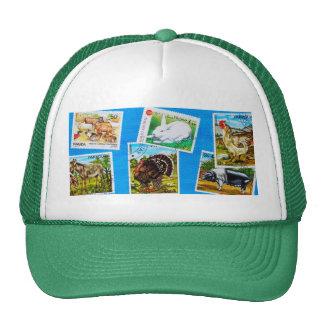 FARM ANIMALS Trucker Hat / Fun Design