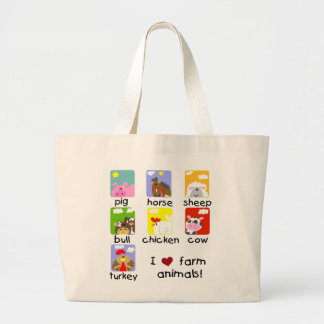 Farm Animals Tshirts and Gifts Bags