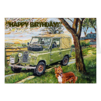 """FARM""~Birthday Card"