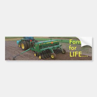 Farm Bumper Sticker