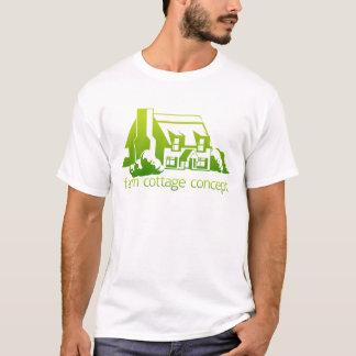 Farm cottage design T-Shirt