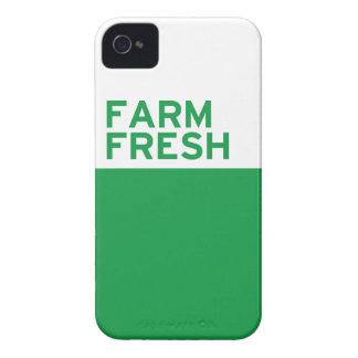 Farm Fresh iPhone 4 Case-Mate Cases