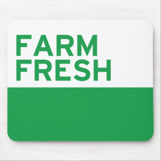 Farm Fresh Mouse Mat