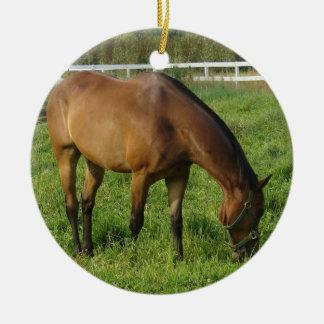 Farm Horse Ornament