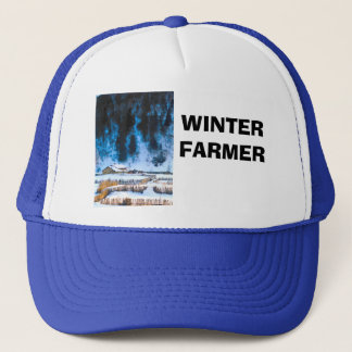 Farm in north China Trucker Hat