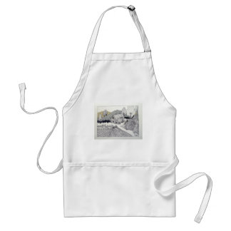 Farm in Vermont by Piliero Standard Apron
