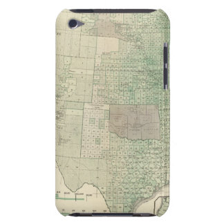 Farm land by counties barely there iPod cover