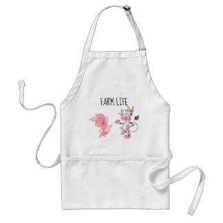 Farm Life Standard Apron